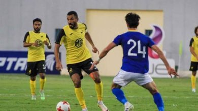 نتيجة مباراة وادى دجلة ضد غزل المحلة بالدوري المصري