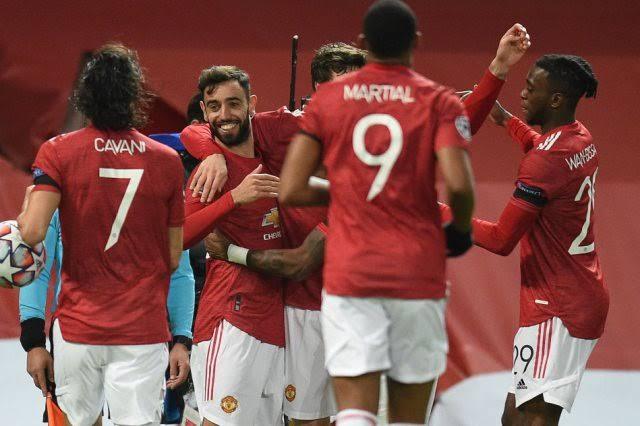 نتيجة مباراة مانشستر يونايتد ضد ريال سوسيدادا في الدوري الأوروبي