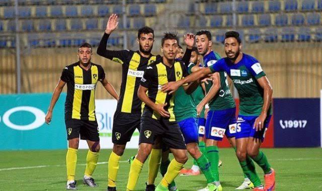 نتيجة مباراة مصر المقاصة اليوم ضد وادي دجلة في الدوري المصري