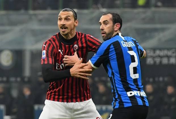 نتيجة مباراة انتر ميلان ضد ميلان في الدوري الإيطالي