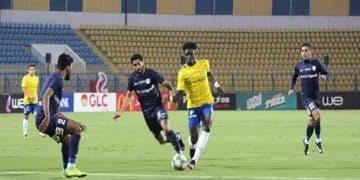 نتيجة مباراة الإسماعيلي وإنبـي في الدوري المصري