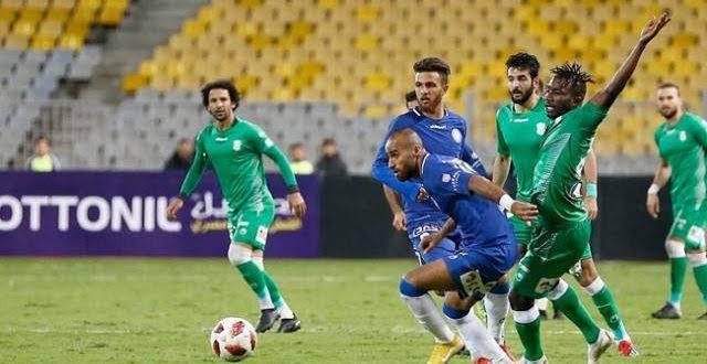نتيجة مباراة الاتحاد السكندري اليوم ضد أسـوان في الدوري المصري