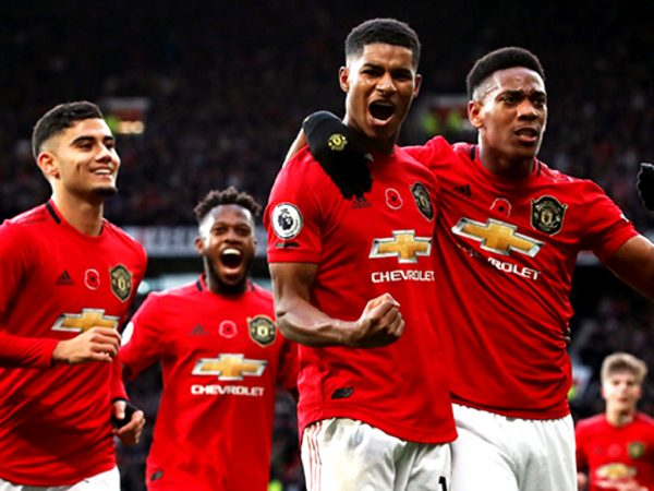 نتيجة مباراة مانشستر يونايتد اليوم ضد ريال سوسيداد في الدوري الأوروبي
