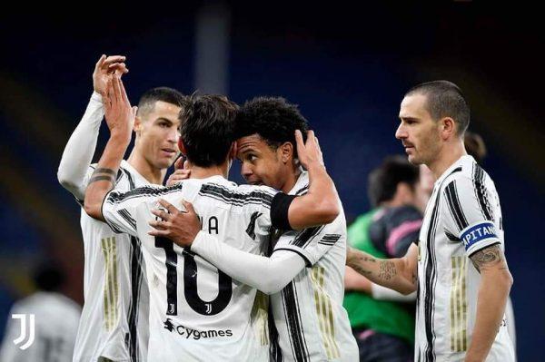 نتيجة مباراة يوفنتوس اليوم ضد هيلاس فيرونا في الدوري الإيطالي