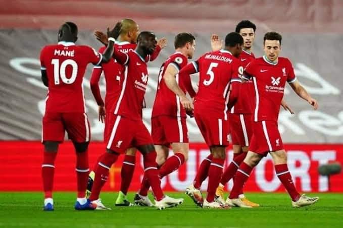 نتيجة مباراة ليفربول ضد شيفليد يونايتيد في الدوري الإنجليزي