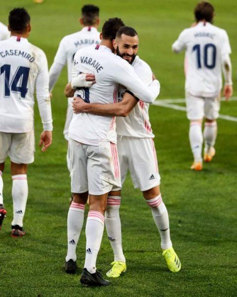 نتيجة مباراة ريال مدريد اليوم ضد فالنسيا في الدوري الاسباني