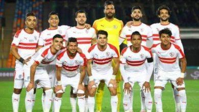 نتيجة مباراة الزمالك اليوم ضد غزل المحلة في الدوري المصري