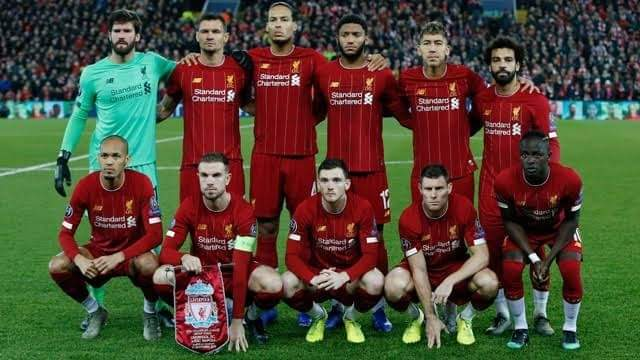تشكيل مباراة ليفربول اليوم ضد شيفيلد يونايتد في الدوري الإنجليزي