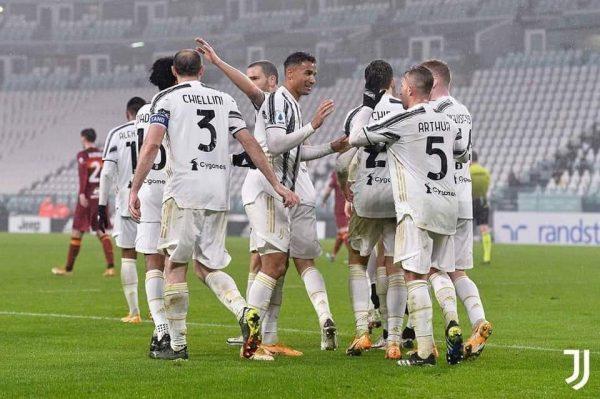 تشكيل مباراة يوفنتوس اليوم ضد كروتوني في الدوري الإيطالي