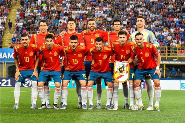 مشاهدة بث مباشر مباراة اسبانيا واليونان اليوم 25-03-2020
