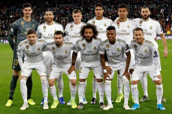 تشكيل مباراة ريال مدريد اليوم ضد أتالانتا الإيطالي في دوري أبطال أوروبا