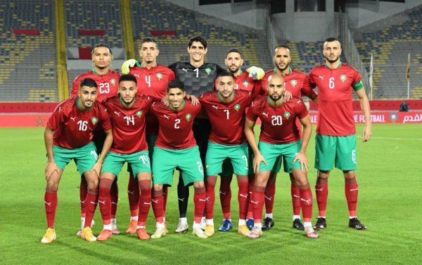 نتيجة مباراة منتخب المغرب ضد موريتانيا في التصفيات المؤهلة كأس الأمم الإفريقية