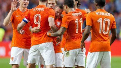 نتيجة مباراة هولندا اليوم ضد جبل طارق في تصفيات كأس العالم 2022