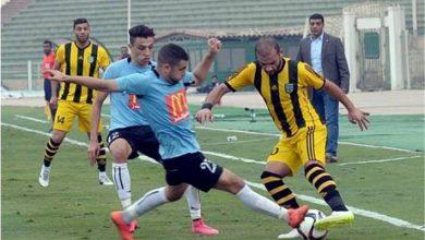 نتيجة مباراة المقاولون العرب ضد غزل المحلة بالدوري المصري