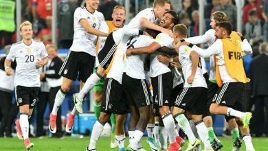 مشاهدة بث مباشر مباراة المانيا ومقدونيا اليوم 31-03-2021