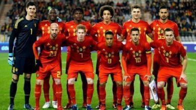 نتيجة مباراة التشيك ضد بلجيكا في تصفيات كأس العالم 2022