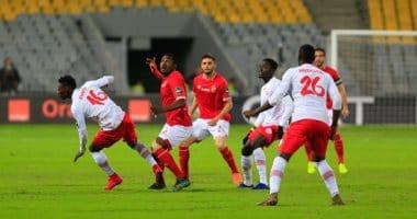 القنوات الناقلة لمباراة الأهلي وفيتا كلوب القادمة في دوري أبطال أفريقيا