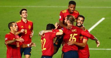 نتيجة مباراة إسبانيا اليوم أمام كوسوفو في تصفيات كأس العالم 2022