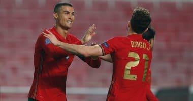نتيجة مباراة البرتغال ضد صربيا في تصفيات كأس العالم 2022