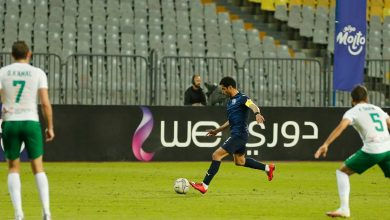 نتيجة مباراة المصري ضد بيراميدز في الدوري المصري