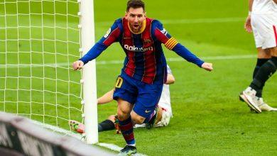 تشكيل مباراة برشلونة ضد أوساسونا في الدوري الإسباني