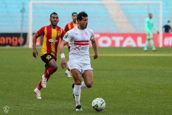 نتيجة مباراة الزمالك اليوم ضد الترجي التونسي في دوري أبطال أفريقيا