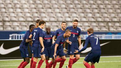 تشكيل مباراة فرنسا ضد أوكرانيا في تصفيات كأس العالم 2022