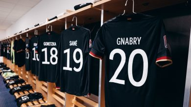 تشكيل مباراة ألمانيا ضد آيسلندا في تصفيات كأس العالم 2022