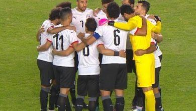 نتيجة مباراة منتخب مصر ضد جزر القمر في تصفيات كأس الأمم الأفريقية