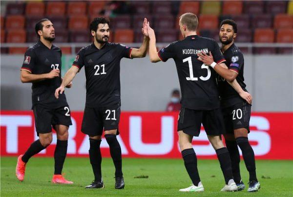 نتيجة مباراة ألمانيا اليوم ضد رومانيا في تصفيات كأس العالم