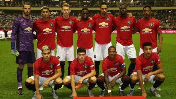 تشكيل مباراة مانشستر يونايتد اليوم ضد وست هام في الدوري الإنجليزي