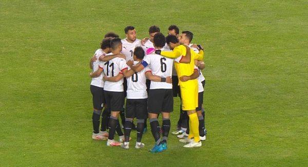 نتيجة مباراة منتخب مصر ضد كينيا في تصفيات كأس الأمم الأفريقية 2022