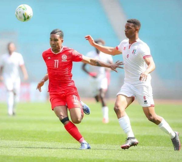 فيديو أهداف سيف الدين الجزيري مهاجم الزمالك مع منتخب تونس اليوم