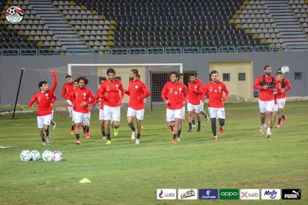 تشكيل منتخب مصر اليوم أمام جزر القمر في تصفيات أمم أفريقيا