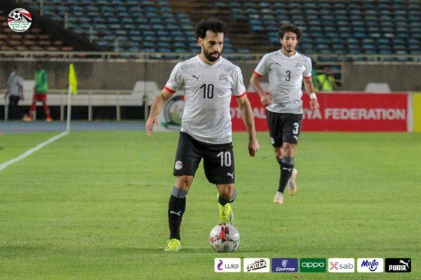 شاهد أهداف منتخب مصر اليوم أمام جزر القمر في تصفيات أمم أفريقيا