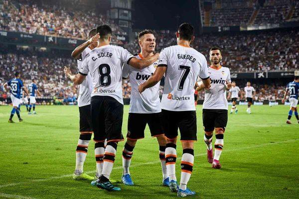 نتيجة مباراة ليفانتي اليوم ضد فالنسيا في الدوري الإسباني