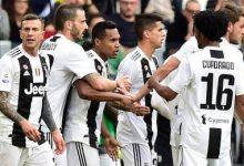 نتيجة مباراة يوفنتوس اليوم ضد بينفينتو في الدوري الإيطالي