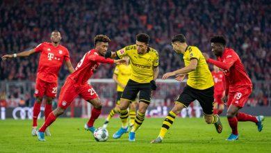 بث مباشر مشاهدة مباراة بايرن ميونخ وبوروسيا دورتموند اليوم 6-3-2021