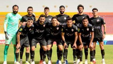 تشكيل الزمالك المتوقع لمباراة وادي دجلة في الدوري المصري
