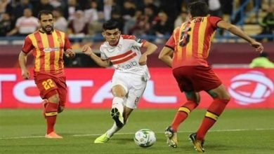 أهداف مباراة الزمالك اليوم ضد الترجي