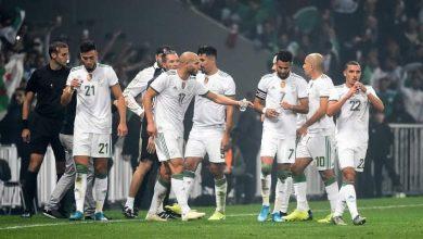 نتيجة مباراة الجزائر اليوم ضد بوتسوانا في تصفيات أمم إفريقيا