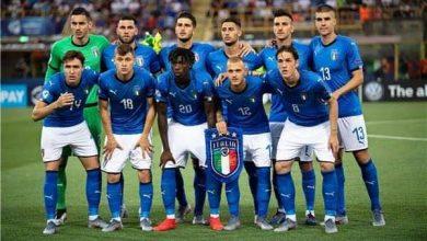 نتيجة مباراة إيطاليا ضد بلغاريا في تصفيات كأس العالم 2022