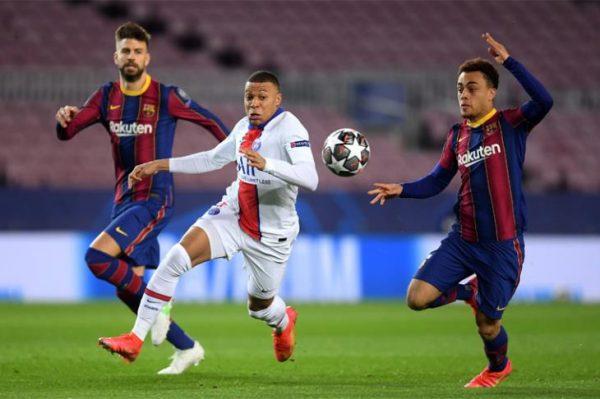 بث مباشر مشاهدة مباراة برشلونة وباريس سان جيرمان اليوم 10-03-2021