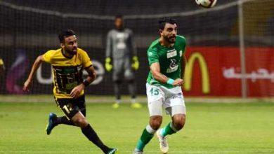نتيجة مباراة الاتحاد السكندري اليوم ضد الإنتاج الحربي في الدوري المصري