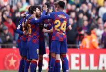 تشكيل مباراة برشلونة اليوم ضد بلد الوليد في الدوري الإسباني