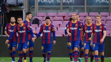 نتيجة مباراة برشلونة اليوم ضد بلد الوليد في الدوري الإسباني
