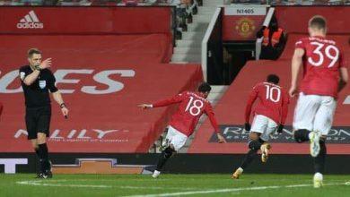 مشاهدة بث مباشر مباراة مانشستر يونايتد وبرايتون اليوم 04-04-2021