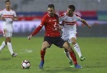 نتيجة مباراة الزمالك ضد الأهلي في الدوري المصري