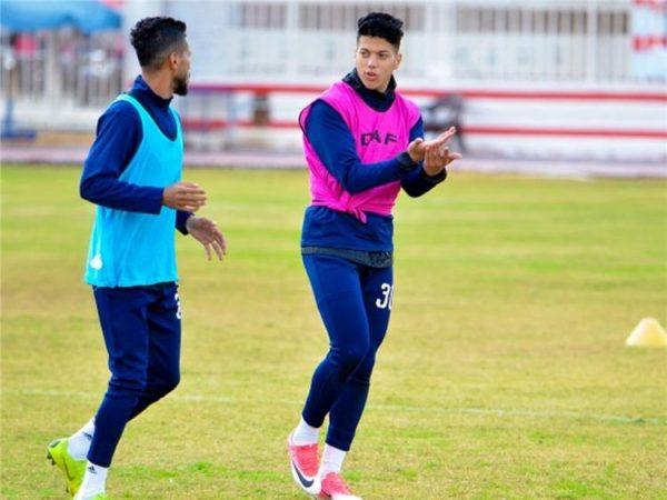كارتيرون يقرر إيقاف إمام عاشور وتدريبه مع فريق الشباب