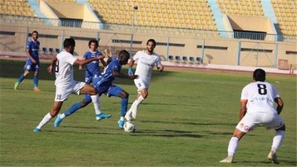 نتيجة مباراة أسوان ضد إنبي بالدوري المصري